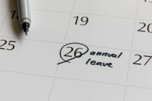 Manage your annual leave backlog